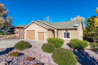 Prescott Single Family Home For Sale: 160 W Soaring Avenue