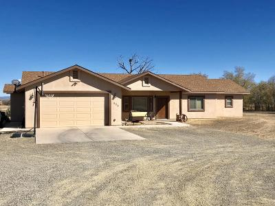 Chino Valley Single Family Home For Sale: 928 W Road 1 North