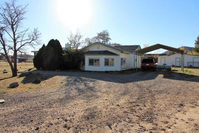 Chino Valley Single Family Home For Sale: 2630 N Navajo Place