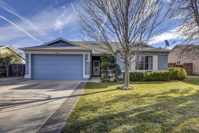 Prescott Valley Single Family Home For Sale: 7159 N Windy Walk Way