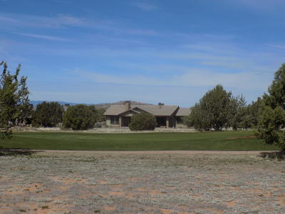 Prescott, Prescott Valley Residential Lots & Land For Sale: 14800 N Agave Meadow Way