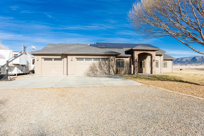 Prescott Valley Single Family Home For Sale: 9470 E Dutchmans