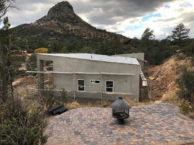 Prescott AZ Single Family Home For Sale: $949,000