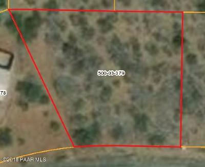 Mayer Residential Lots & Land For Sale: 17626 E Bluejay Drive
