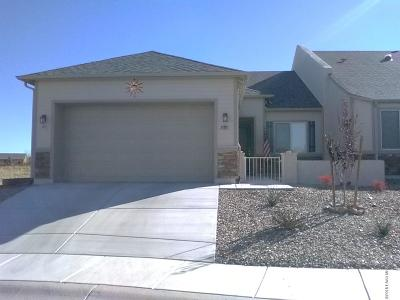 Prescott Valley Single Family Home For Sale: 3971 Marden Lane