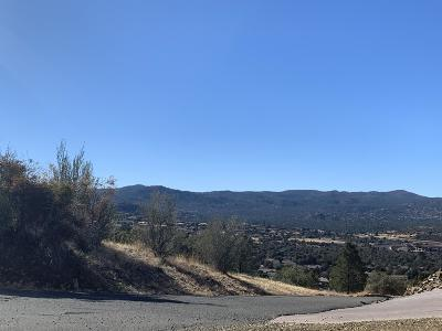 Prescott Residential Lots & Land For Sale: 626 W Robinson Drive