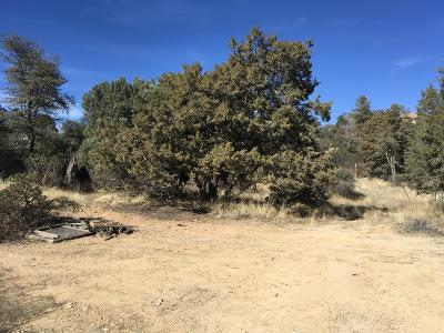 Prescott Residential Lots & Land For Sale: 00 Pine Drive