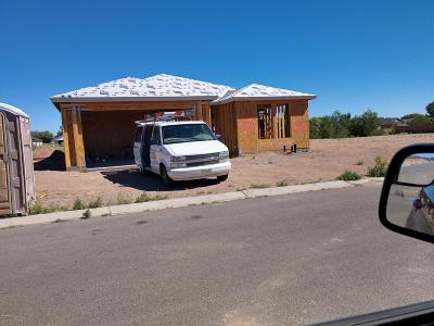 Chino Valley AZ Single Family Home For Sale: $271,500