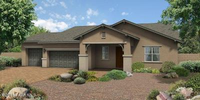 Chino Valley Single Family Home For Sale: 707 Lunar View Way