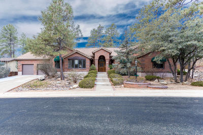 Prescott Single Family Home For Sale: 1102 Blue Granite Lane