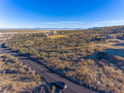 Williamson Valley Estates, Williamson Valley Heights, Williamson Valley Ranch Residential Lots & Land For Sale: 1160 W Cliff Rose Road