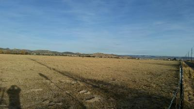 Chino Valley Residential Lots & Land For Sale: 030u N Road 4 North: 53 Acres