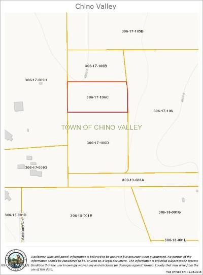 Chino Valley Residential Lots & Land For Sale: Off Of Tree Farm Lane