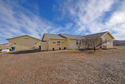 Prescott Valley Single Family Home For Sale: 9550 E Far Away Place