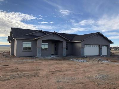 Prescott Valley Single Family Home For Sale: 6495 E Wade Lane