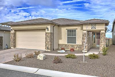 Prescott Valley Single Family Home For Sale: 1462 N Range View Circle