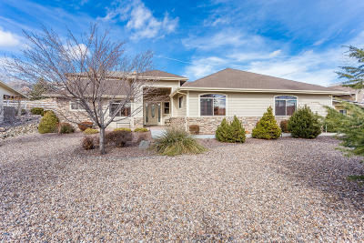 Prescott Single Family Home For Sale: 2559 Golden Bear Drive