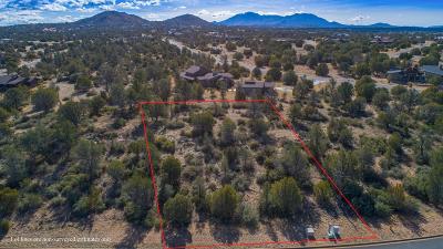 Prescott Residential Lots & Land For Sale: 15715 N Double Adobe Road