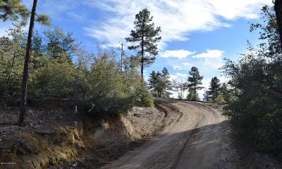 Prescott, Prescott Valley, Chino Valley, Dewey-humboldt Residential Lots & Land For Sale: 1531 S Forest Drive