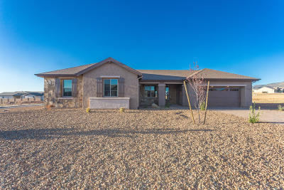 Prescott Valley Single Family Home For Sale: 13200 E Belgian Way