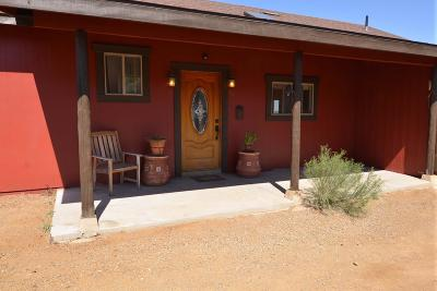 Dewey-humboldt Single Family Home For Sale: 14211 E Rattlesnake Trail
