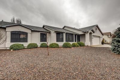 Prescott Valley Single Family Home For Sale: 7062 Horizon Way