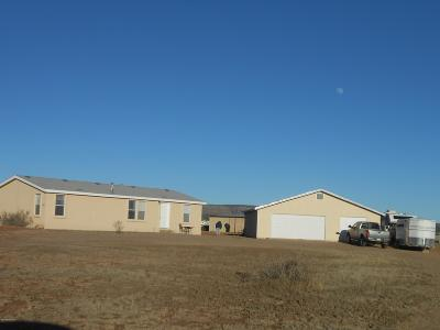 Yavapai County Mobile/Manufactured For Sale: 26895 N Champagne Lane