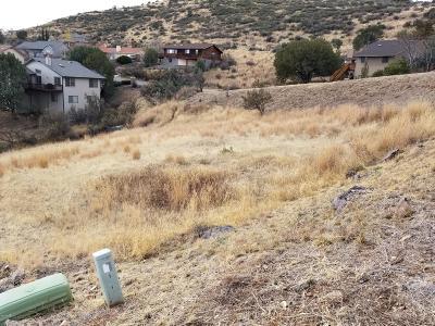 Prescott, Prescott Valley, Chino Valley, Dewey-humboldt Residential Lots & Land For Sale: 4973 Dahlia Court