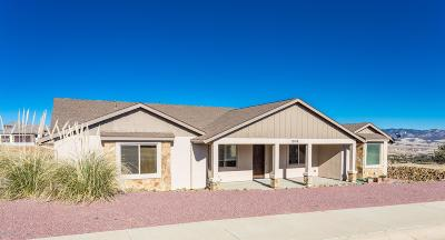 Prescott Valley Single Family Home For Sale: 10018 E Old Black Canyon Highway
