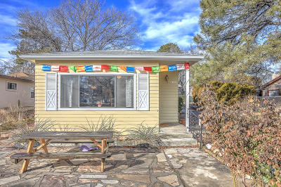 Prescott Single Family Home For Sale: 308 Garden Street