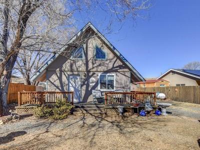 Prescott Single Family Home For Sale: 1530 N Elaine Way