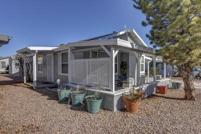 Dewey-humboldt Mobile/Manufactured For Sale: 12130 E Obsidian Loop Road
