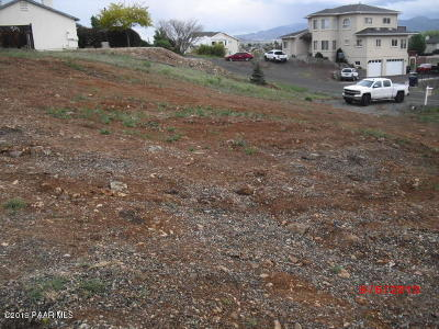 Prescott Valley Residential Lots & Land For Sale: 4080 N Bitter Well Drive