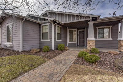 Prescott Valley Single Family Home For Sale: 1180 N Stillness Drive