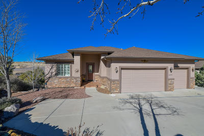 Prescott Single Family Home For Sale: 4618 Prairie Trail