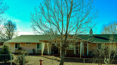 Chino Valley Single Family Home For Sale: 168 W Liana Drive