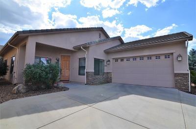 Prescott Single Family Home For Sale: 1055 Bridgewater Drive