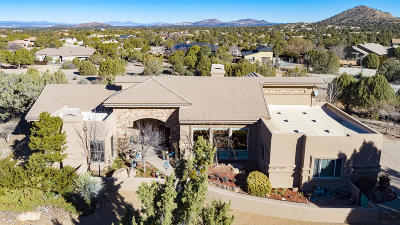 Prescott Single Family Home For Sale: 5250 W Sinagua Lane