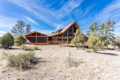 Prescott Single Family Home For Sale: 13912 N Grey Bears Trail