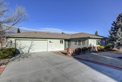 Dewey-Humboldt Single Family Home For Sale: 576 Apache Drive