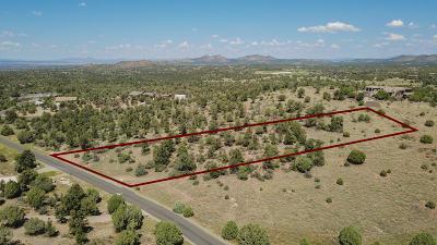 Prescott Residential Lots & Land For Sale: 13991 Grey Bears Trail