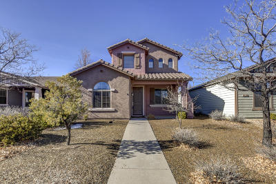 Prescott Valley Single Family Home For Sale: 1194 Stillness Drive