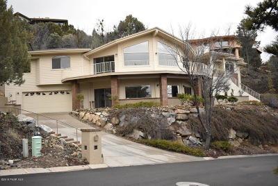 Prescott Single Family Home For Sale: 265 Long Branch E