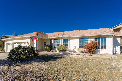 Prescott Single Family Home For Sale: 896 S Lakeview Drive