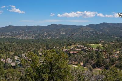 Prescott Residential Lots & Land For Sale: 2115 Forest Mountain Road