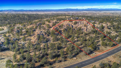 Prescott Residential Lots & Land For Sale: 12825 W Cooper Morgan Trail