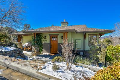 Prescott AZ Single Family Home For Sale: $389,000