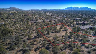 Prescott Residential Lots & Land For Sale: 12295 W El Capitan Drive