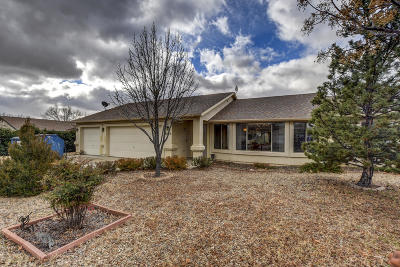 Single Family Home Sold: 7433 E Grandview Drive