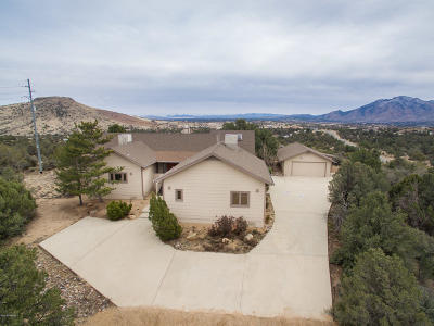Prescott Single Family Home For Sale: 12325 American Way